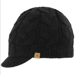 adidas Crystal Brimmer Womens Knit Hat